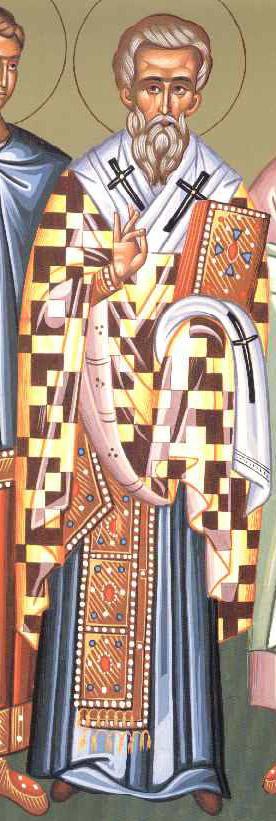 أبينا الجليل القديسين ليونيدس الأثينائي