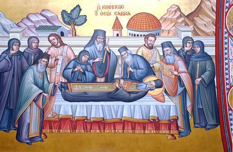 ايقونات وصور للقديس سابا كاليمنوس